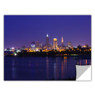 Brushstone Cleveland 18 Removable Wall Decal