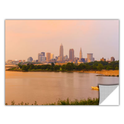 Brushstone Cleveland 19 Removable Wall Decal