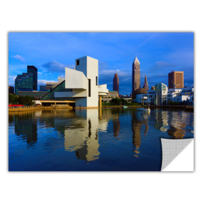 Brushstone Cleveland 2 Removable Wall Decal