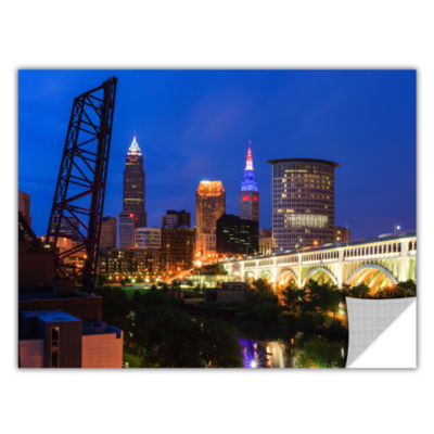 Brushstone Cleveland 21 Removable Wall Decal