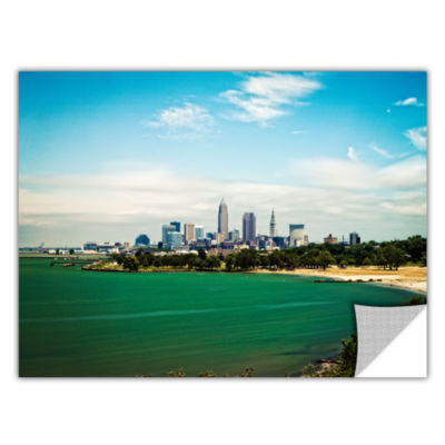 Brushstone Cleveland 22 Removable Wall Decal