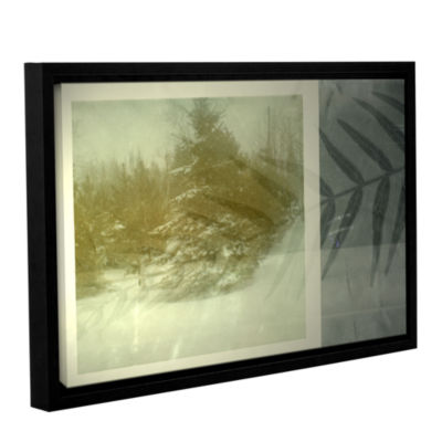 Brushstone Continues Gallery Wrapped Floater-Framed Canvas Wall Art