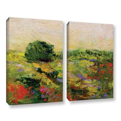 Brushstone Chippenham 2-pc. Gallery Wrapped CanvasWall Art