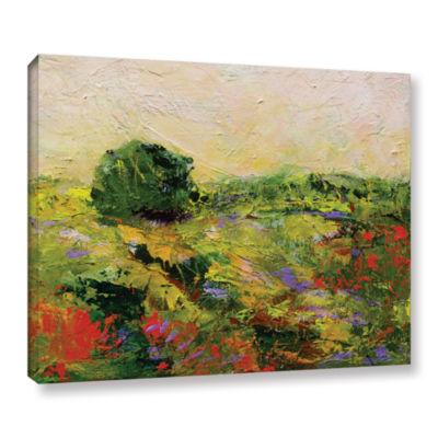 Brushstone Chippenham Gallery Wrapped Canvas WallArt