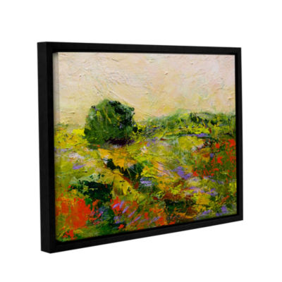 Brushstone Chippenham Gallery Wrapped Floater-Framed Canvas Wall Art