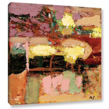 Brushstone Chop Liver Gallery Wrapped Canvas WallArt