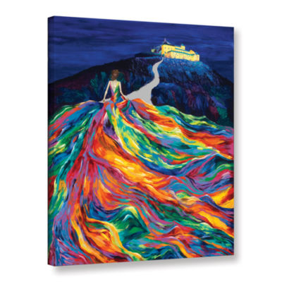 Brushstone Christians Dream Gallery Wrapped CanvasWall Art