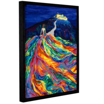 Brushstone Christians Dream Gallery Wrapped Floater-Framed Canvas Wall Art