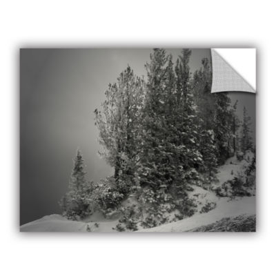 Brushstone 10-000 Feet of Silence Removable Wall Decal