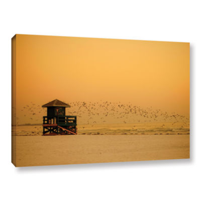 Brushstone 1095aa Gallery Wrapped Canvas Wall Art
