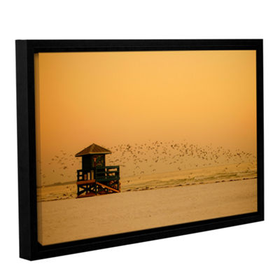 Brushstone 1095aa Gallery Wrapped Floater-Framed Canvas Wall Art
