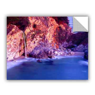 Brushstone California Paradise Removable Wall Decal