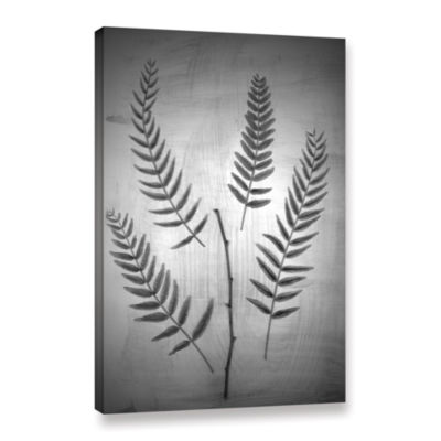 Brushstone California Pepper Gallery Wrapped Canvas Wall Art