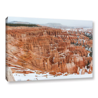 Brushstone Bryce Canyon Gallery Wrapped Canvas Wall Art