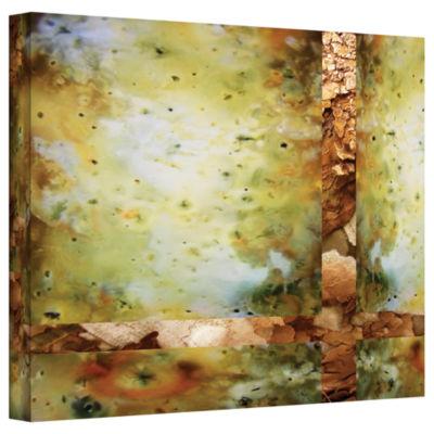 Brushstone Career Crease Ultimate Gallery WrappedCanvas Wall Art
