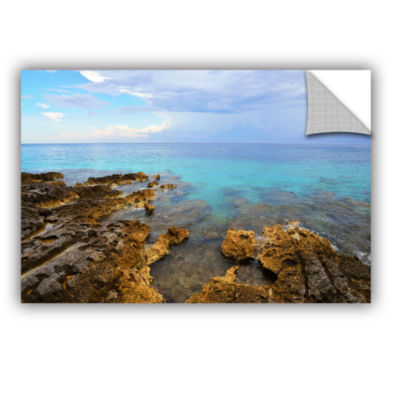 Brushstone Caribbean Dreams Removable Wall Decal