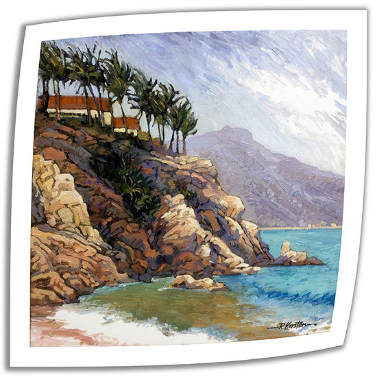 Brushstone Cabo San Lucas Canvas Wall Art