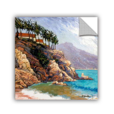 Brushstone Cabo San Lucas Removable Wall Decal