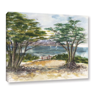 Brushstone Carmel By The Sea Gallery Wrapped Canvas Wall Art