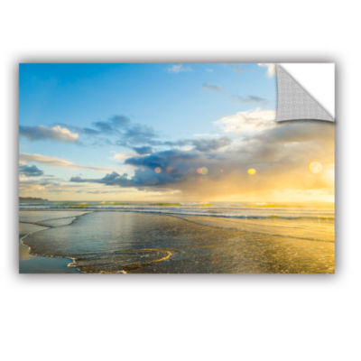Brushstone Calmness Removable Wall Decal