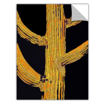 Brushstone Carrion Cactus Removable Wall Decal