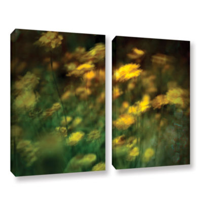 Brushstone Carry 2-pc. Gallery Wrapped Canvas WallArt