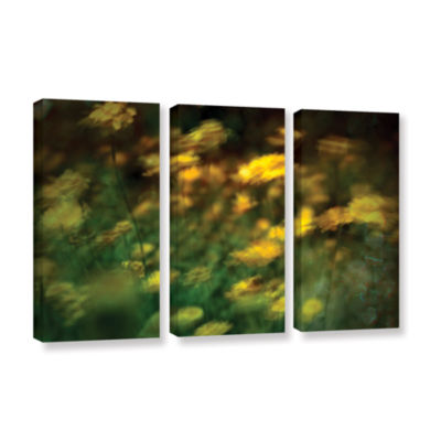 Brushstone Carry 3-pc. Gallery Wrapped Canvas WallArt