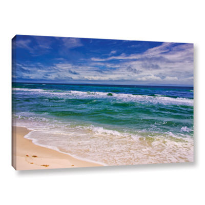 Brushstone Changing Tides Gallery Wrapped Canvas Wall Art