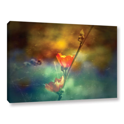 Brushstone Catch You Twice Gallery Wrapped Canvas Wall Art