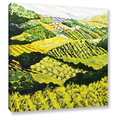 Brushstone Changing World Gallery Wrapped Canvas Wall Art