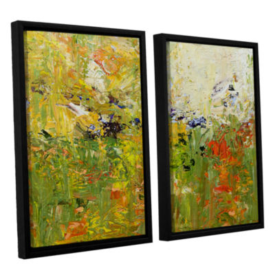 Brushstone Chester 2-pc. Floater Framed Canvas Wall Art