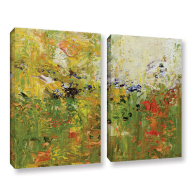 Brushstone Chester 2-pc. Gallery Wrapped Canvas Wall Art