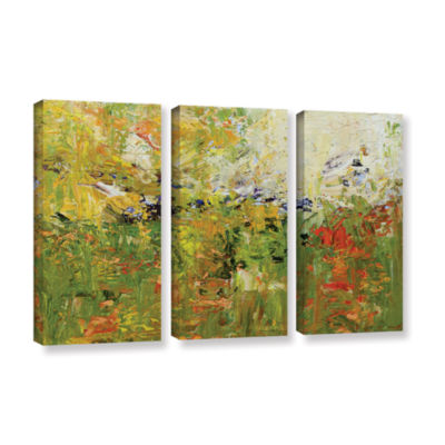 Brushstone Chester 3-pc. Gallery Wrapped Canvas Wall Art