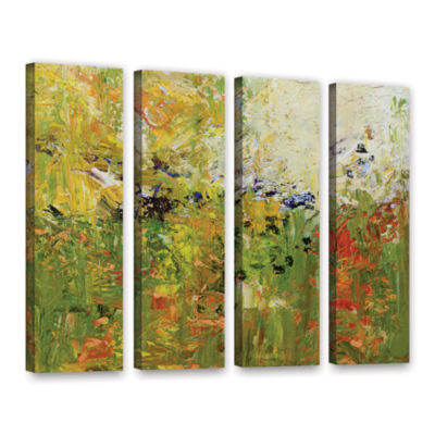 Brushstone Chester 4-pc. Gallery Wrapped Canvas Wall Art