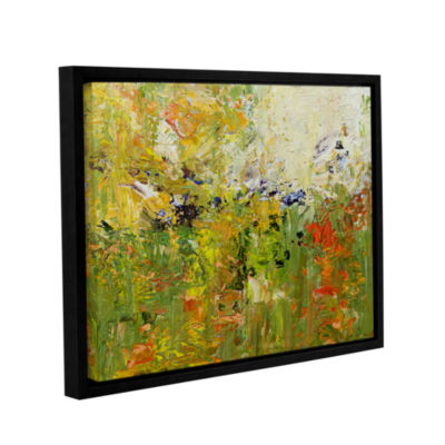 Brushstone Chester Gallery Wrapped Floater-FramedCanvas Wall Art