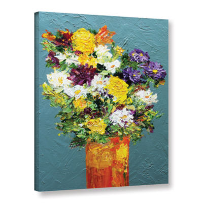 Brushstone Bundle Of Joy Gallery Wrapped Canvas Wall Art