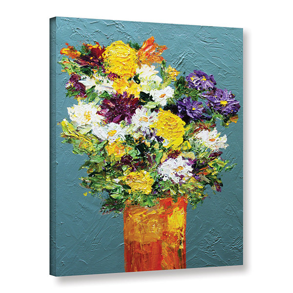 Brushstone Bundle Of Joy Gallery Wrapped Canvas Wall Art
