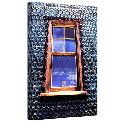Brushstone Calico Gallery Wrapped Canvas Wall Art