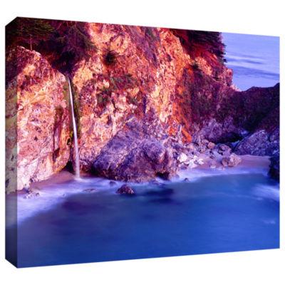 Brushstone California Paradise Gallery Wrapped Canvas Wall Art