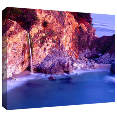 Brushstone California Paradise Gallery Wrapped Canvas Wall Art