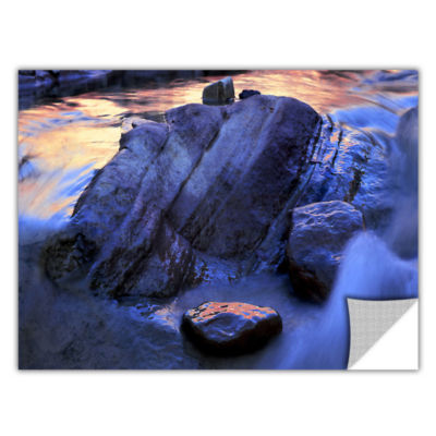 Brushstone Canyon Colours Removable Wall Decal