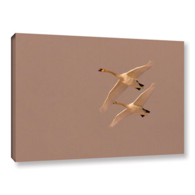 Brushstone Brushes 009 Gallery Wrapped Canvas Wall Art