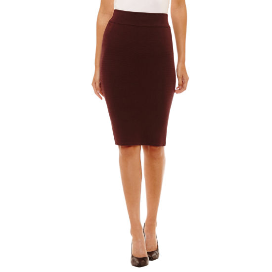 Bold Elements Pencil Skirts