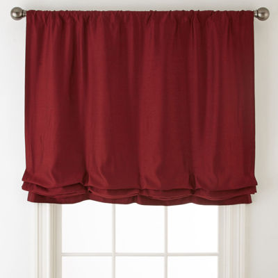 Royal Velvet Supreme Rod-Pocket Balloon Shade