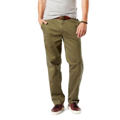 Dockers® Classic Fit Washed Khaki Pants D3