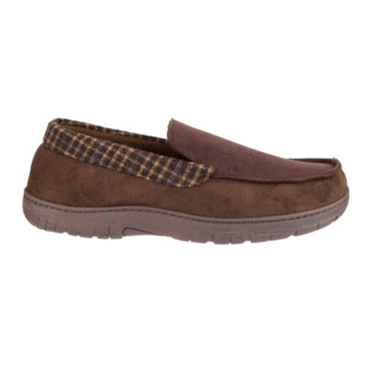 Stafford Men's Moccasin Slippers