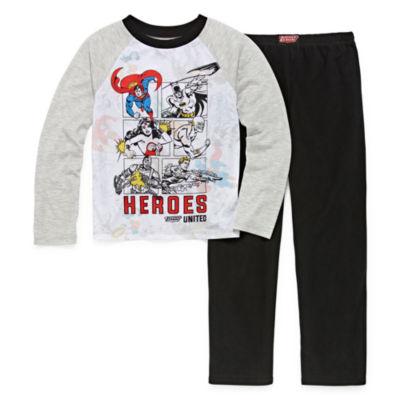 Warner Bros 2-pc. Justice League Pajama Set Boys