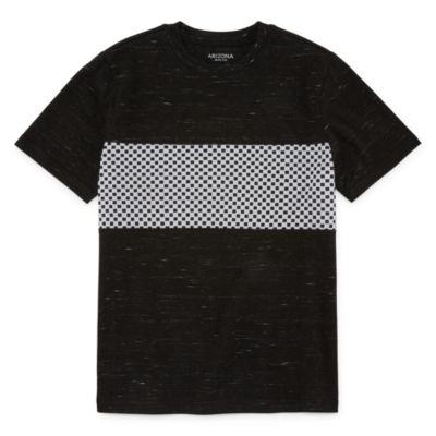 Arizona Short Sleeve Fashion T-Shirt Boys 4-20