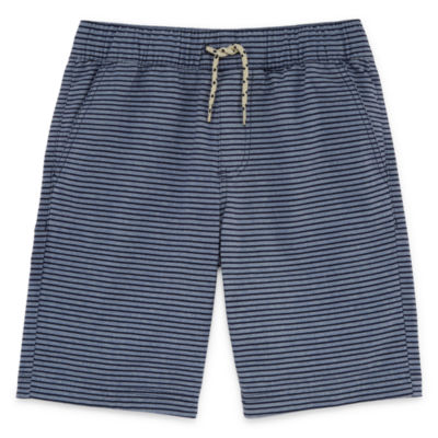 Arizona Flex Jogger Shorts Boys 4-20 & Husky