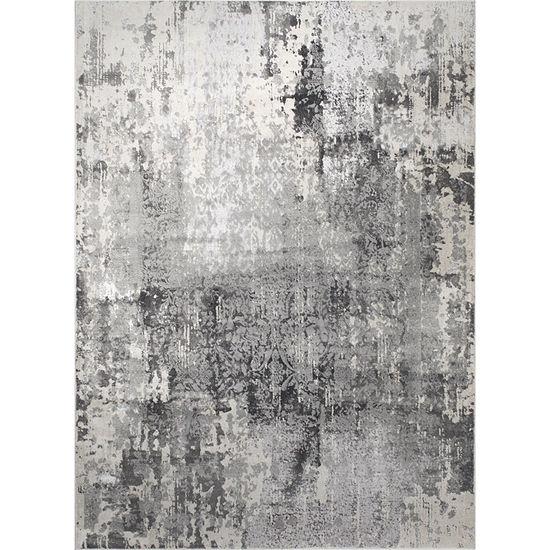 Christian Siriano Jersey Rainer Textured Rectangular Rug